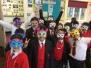 BHM - Caribbean Carnival Masks