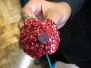 Blinged Poppies