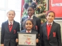 Zumba Certificate Winners